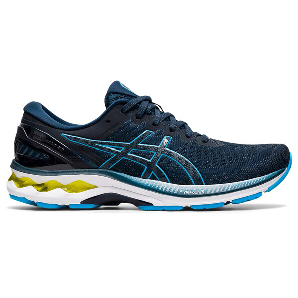 Asics Gel-Kayano 27 Men's Running Shoe Navy