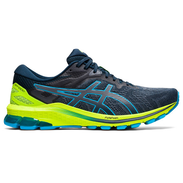 Asics GT-1000 10 Men's Running Shoe, Navy