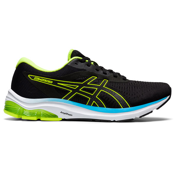 Asics Gel-Pulse 12 Men's Running Shoe, Black