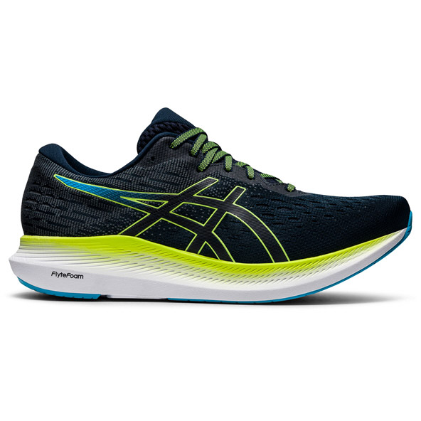 Asics Evoride 2 Mens Run Navy/Green