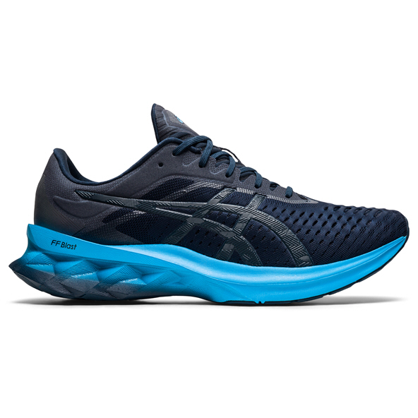 Asics Novablast Men's Running Shoe, Navy