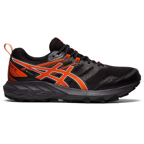 Asics Gel-Sonoma 6 GTX Men's Running Shoe, Black