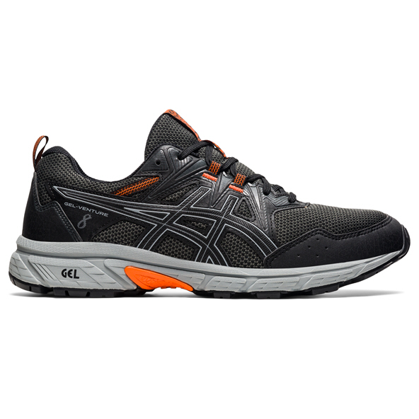 Asics Gel-Venture 8 Men's Trail Running Shoe Black