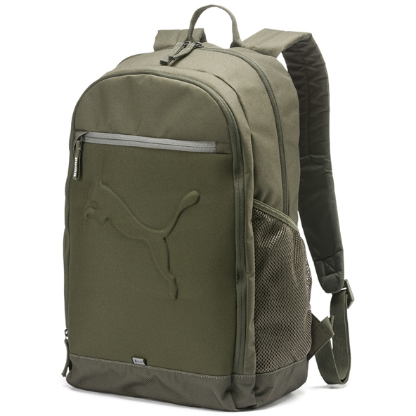 Puma Buzz Backpack, Forest Green
