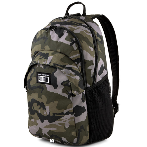 Puma Academy Backpack, Forest Night