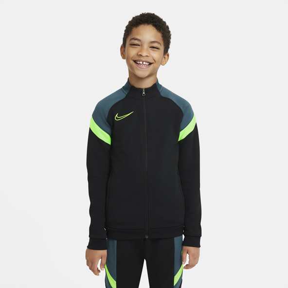 Nike Dri-FIT Academy Kids' Track Jacket Black