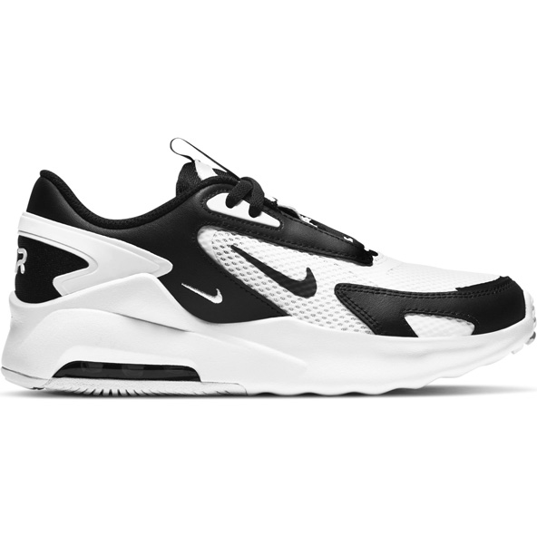 Nike Air Max Bolt Kid Girls Run Wht/Blk
