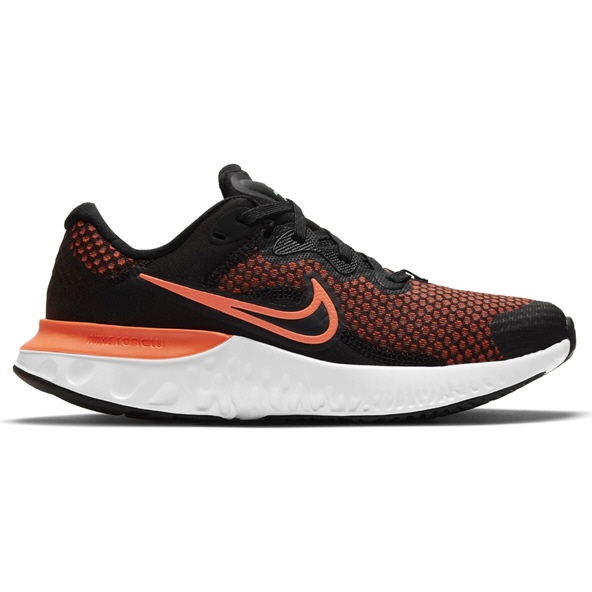 Nike Renew Run 2 Boys' Running Shoe Black