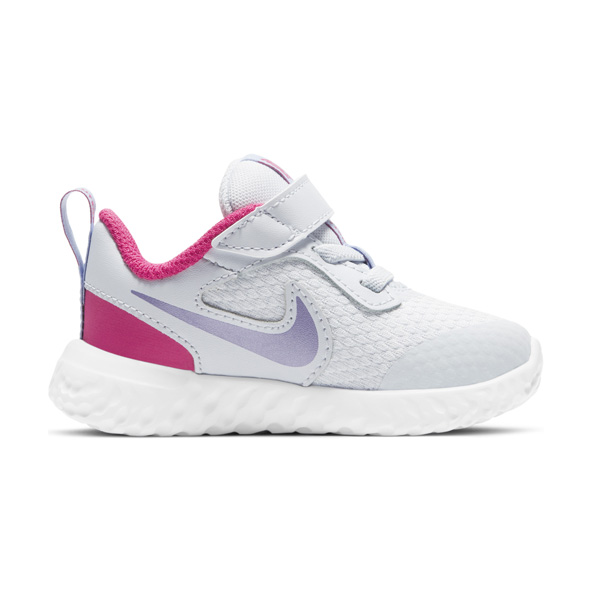 Nike Revolution 5 Infant Girls' Trainer Grey