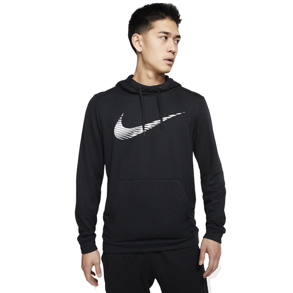 Nike Dry Swoosh Men's Hoody Black