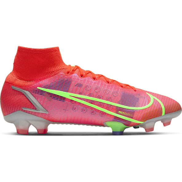 Nike Superfly 8 Elite FG Football Boots Red