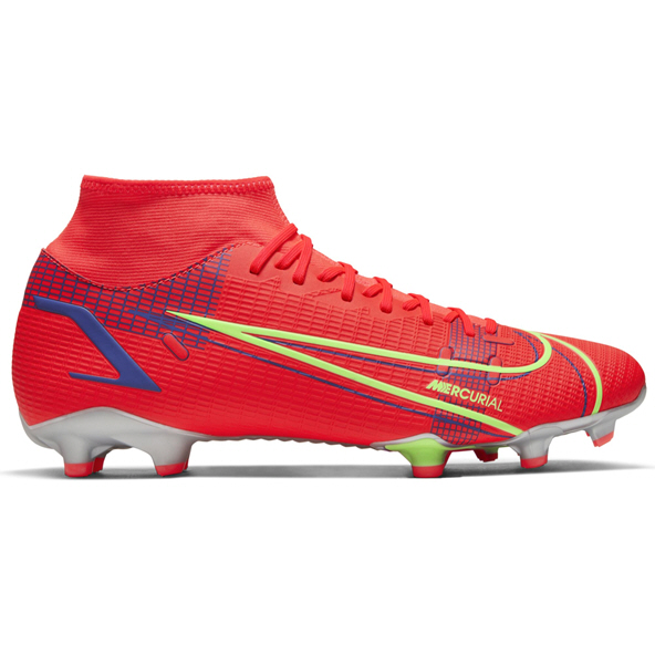 Nike Superfly 8 Academy FG/MG Red