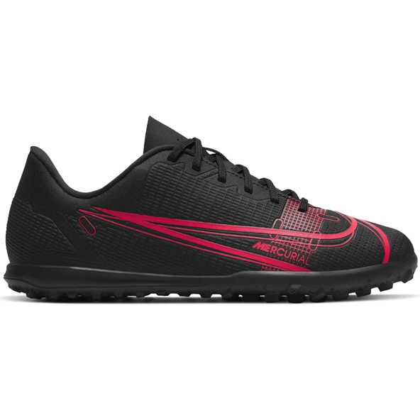 Nike Vapor Club Kids TF Black