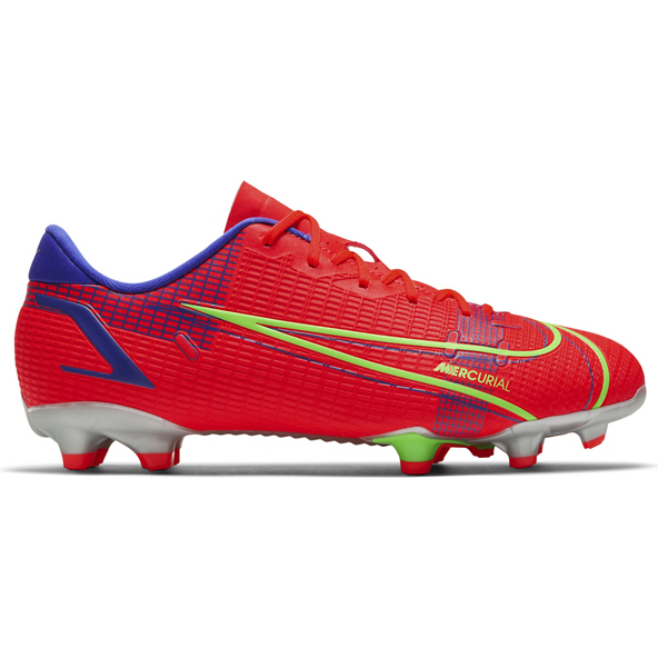 Nike Vapor 14 Academy Kids FG/MG Red