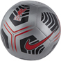 Nike Liverpool 21 Pitch Ball Silver
