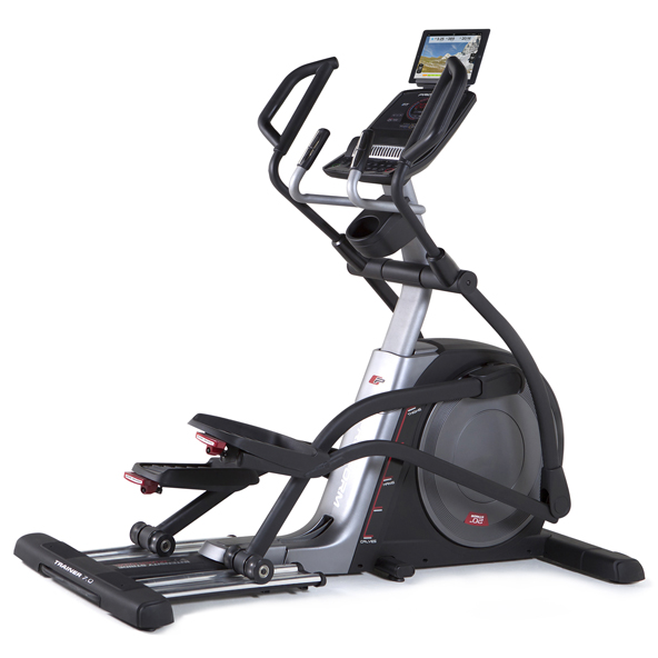 Proform Trainer 7.0 Elliptical Black