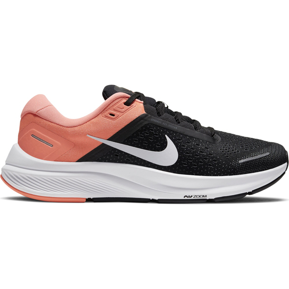 Nike Air Zoom Structure 23 Women's Running Shoe Black