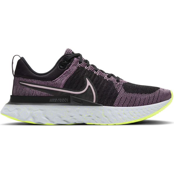 Nike React Infinity Run Flyknit 2 Women's Running Shoe Purple
