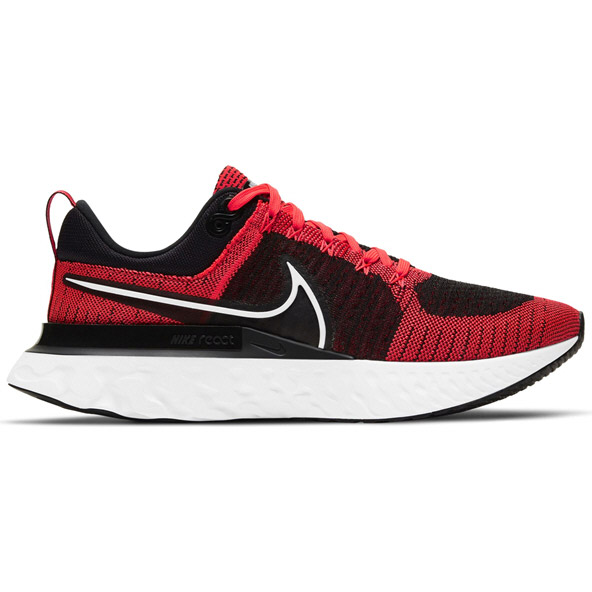 Nike React Infinity Run Flynit 2 Men's Running Shoe, Red