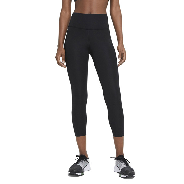 Nike Women's Epic Fast Crop Tight Black