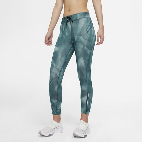 Nike Run Epic Fast Women's 7/8 Tight Green