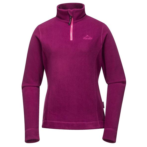 Portwest Valencia Women's Fleece Pink