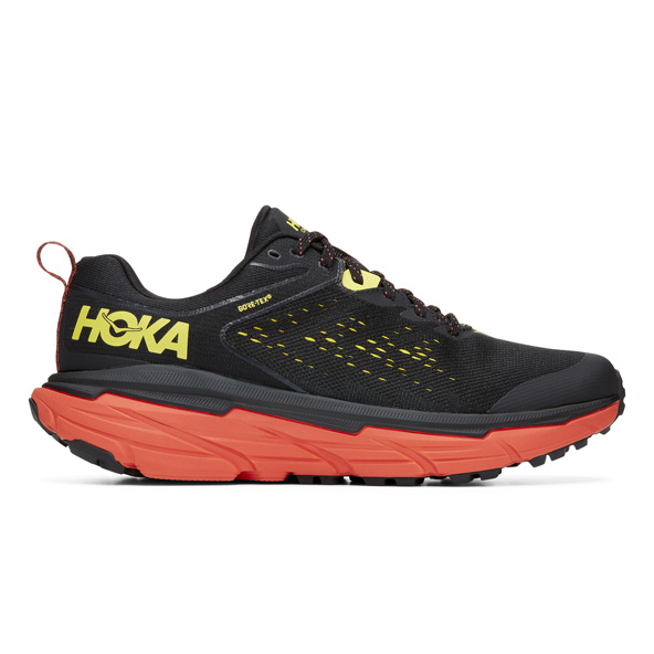 Hoka Challenger ATR 6 GTX Men's Running Shoe Black/Green