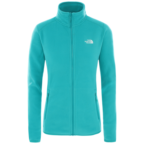 The North Face 100 Glacier Wmns FZ Green