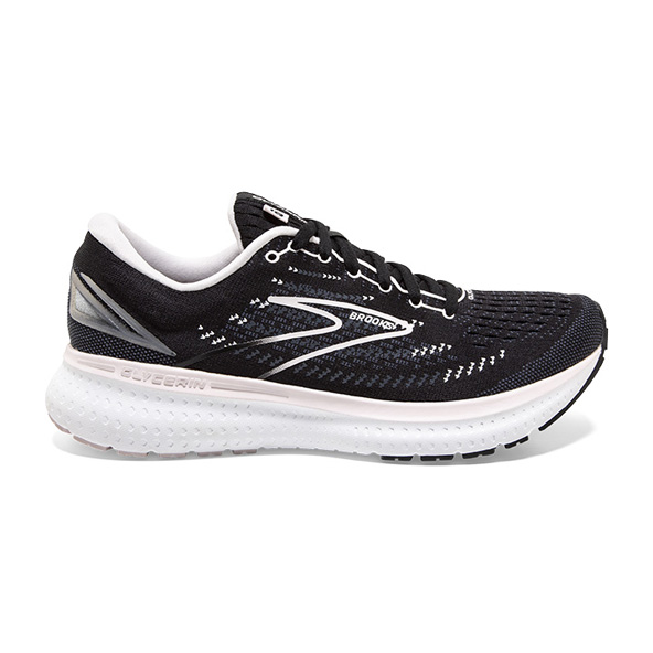 Brooks Glycerin 19 Women's Running Shoe Black/Pink