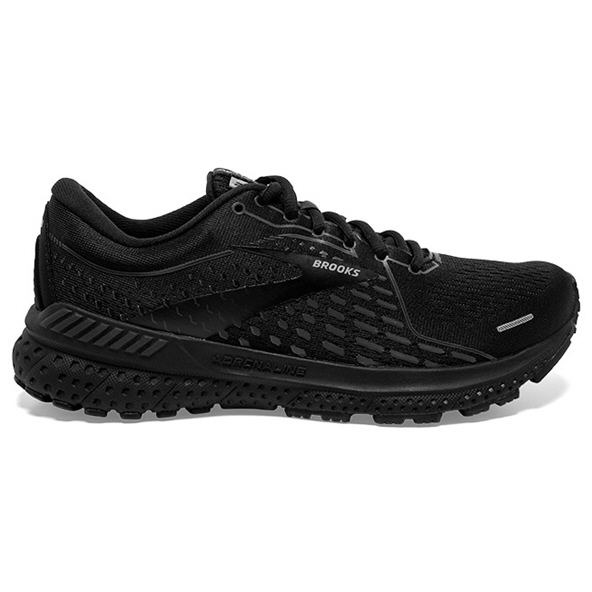 Brooks Adrenaline GTS 21 Women's Running Shoe Black/Ebony