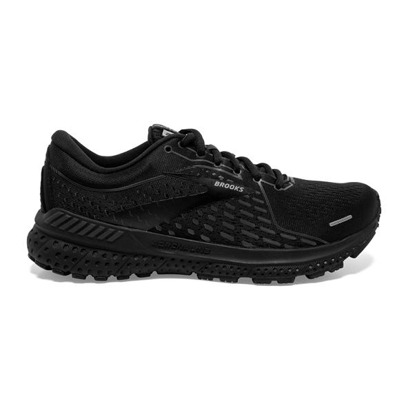 Brooks Adrenaline GTS 21 Wide Women's Running Shoe Black/Ebony
