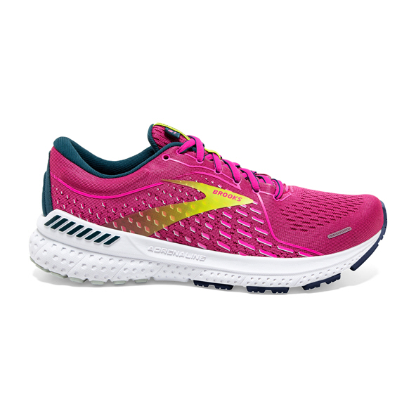 Brooks Adrenaline GTS 21 Womens Run Pink