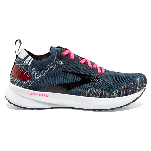 Brooks Levitate 4 Womens Run Navy/Black