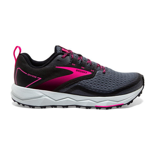 Brooks Divide 2 Wmn Walk Trail Blk/Ebony