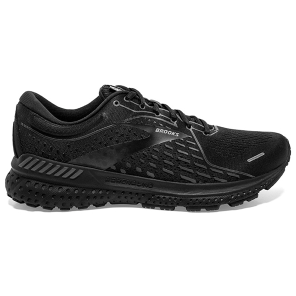Brooks Adrenaline GTS 21 Men's Running Shoe Black