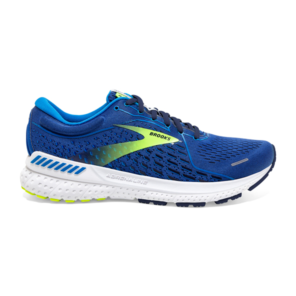 Brooks Adrenaline GTS 21 Mens Run Blue