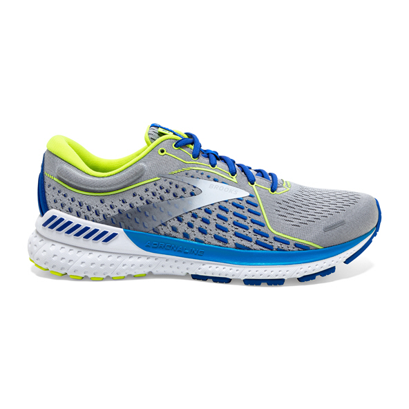 Brooks Adrenaline GTS 21 Mens Run Grey