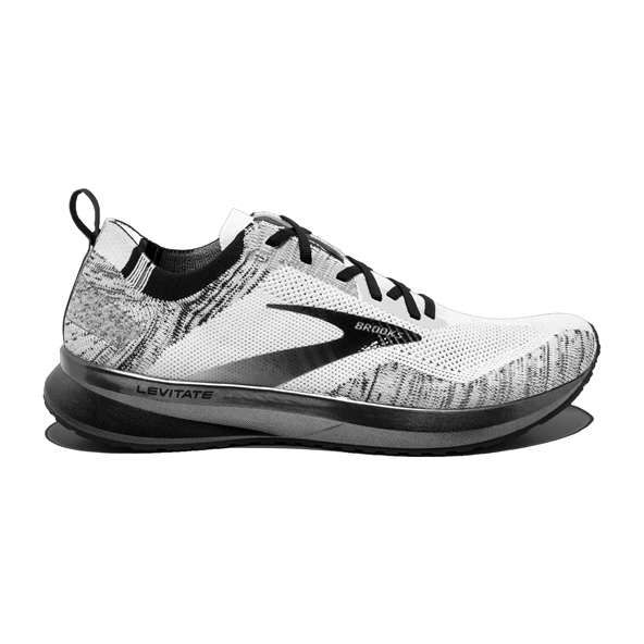 Brooks Levitate 4 Mens Run White/Black
