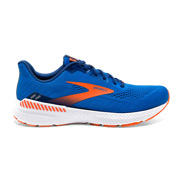 Brooks Launch GTS Mens Run Blue/Orange
