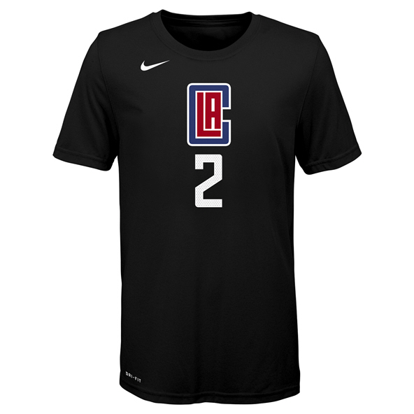 Nike Clippers CE19 Leonard Kid Jersey Wh