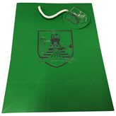 FOCO Limerick Shirt Gift Bag Green