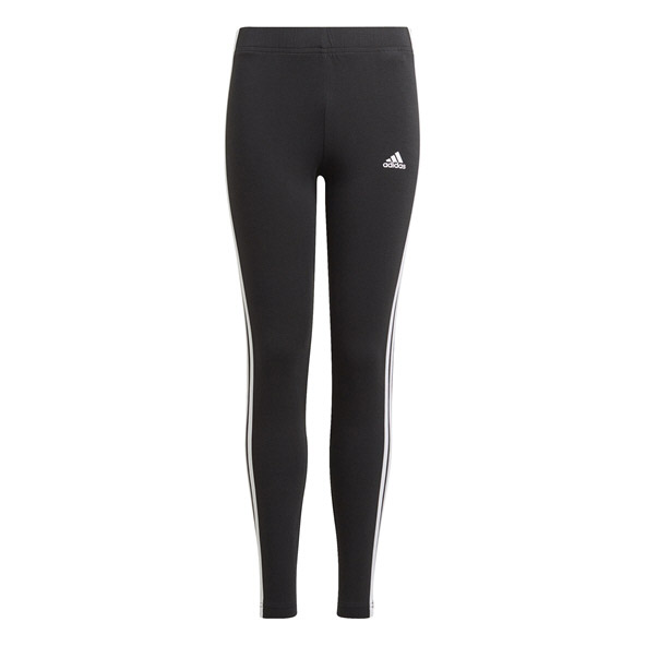 adidas Girls' 3S Legging Black
