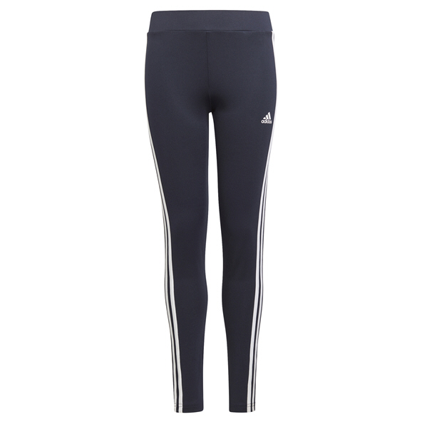 adidas Girls' 3S Tight Navy