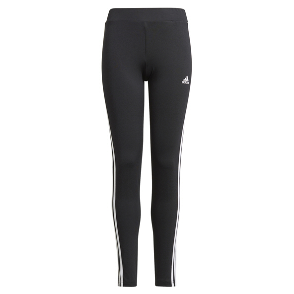 adidas Girls 3S Tight Black