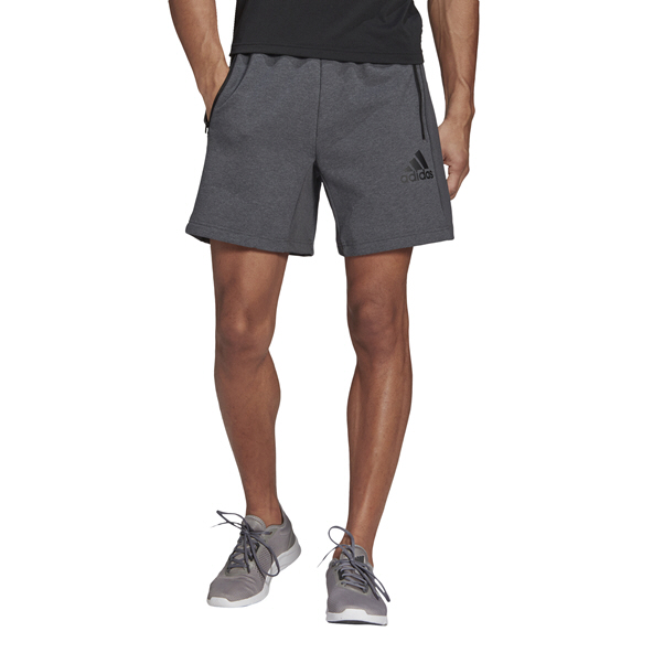 adidas Mens MT Short Grey