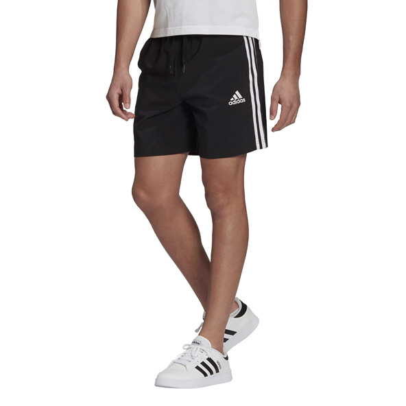 adidas Men's 3S Chelsea Short Black
