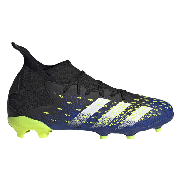 adidas PREDATOR FREAK .3 FG J Black