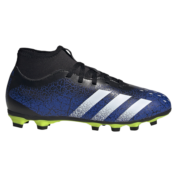 adidas Predator Freak .4 S Flexible Ground Junior Football Boots Blue