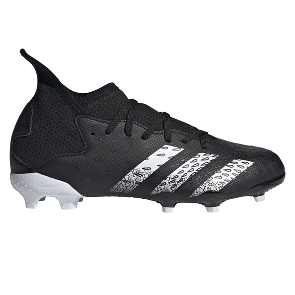 adidas PREDATOR FREAK .3 FG Junior Football Boots Black