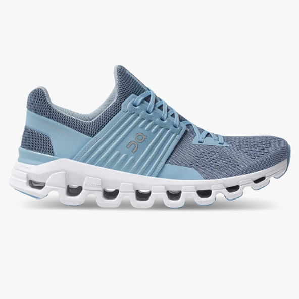 ON Cloudswift Women's Running Shoe, Lake/Sky